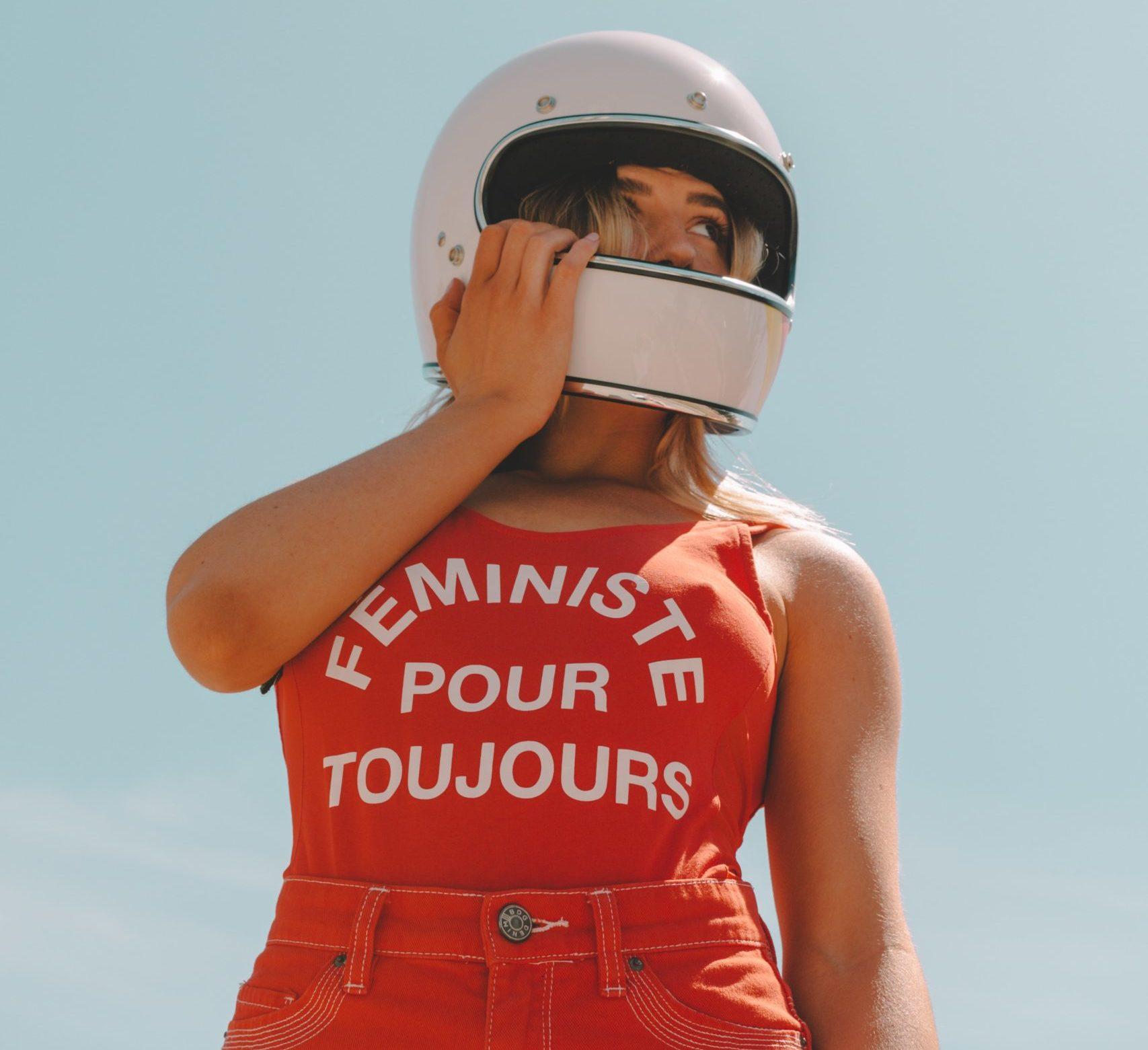 femme tshirt féministe_boutique féministe