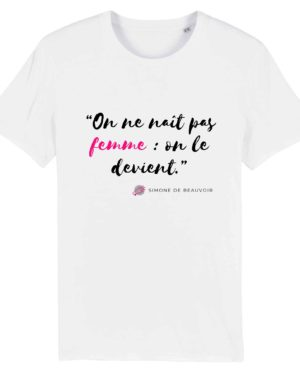 Citation SImone de Beauvoir